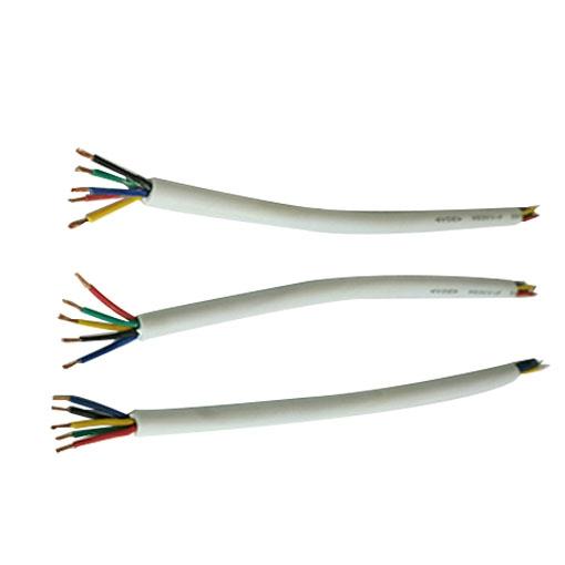 5芯5×0.3²PVC线材(防水插头厂家)