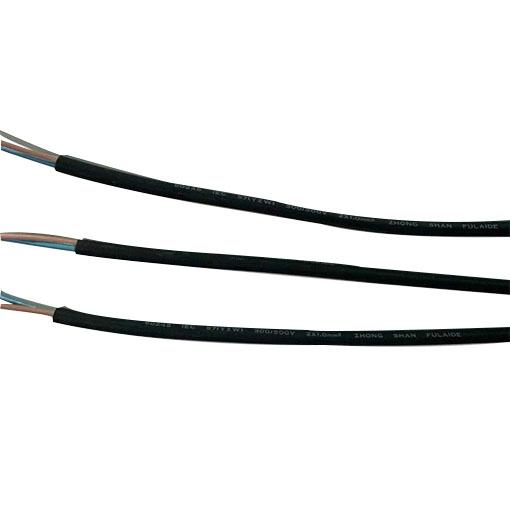 三芯橡胶线缆 3∗1mm²