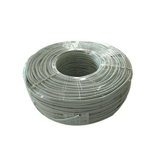 五芯PCV线缆 2×0.75mm²+3×0.3mm² 白色